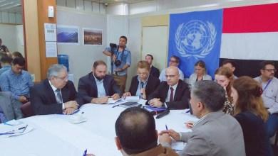 """Photo of لجنة إعادة الانتشار الأممية بالحديدة """"متفائلة رغم التحديات"""""""