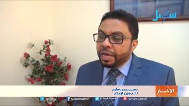 Photo of الإنتقالي يمنع وزارة الإعلام من استئناف عملها في عدن ( وثيقة)