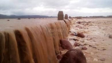 "Photo of بالفيديو والصور ..شاهد الصور الأولية لتأثيرات العاصفة المدارية "" كيار"" في سقطرى"