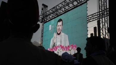 """Photo of الحوثي يهدد بتوجيه """"أقسى الضربات"""" للسعودية"""