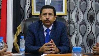 Photo of محافظ شبوة يهدد بإيقاف تصدير النفط ويمهل الحكومة 48 ساعة