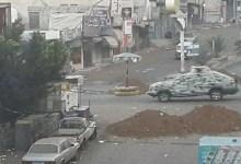 Photo of إشتباكات عنيفة بين قوات عسكرية حكومية في مدينة تعز