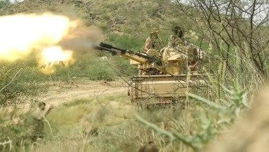 Photo of مقتل وإصابة 45 حوثياً بنيران الجيش الوطني في رازح بصعدة
