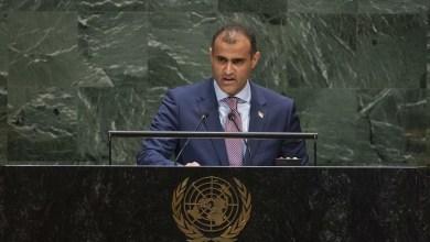 Photo of الحضرمي يتهم المجلس الإنتقالي بعرقلة تنفيذ اتفاق الرياض