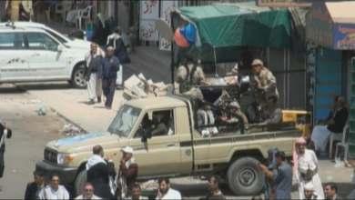 Photo of ذمار : الحوثيون يعتدون على باعة القات ويختطفون عددا منهم ويقتادونهم الى سجن هران