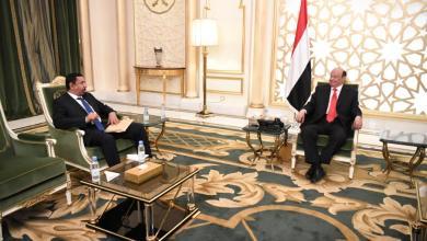 Photo of محافظ شبوة للرئيس هادي : معسكر الإمارات في العلم أصبح وكراً للمطلوبين