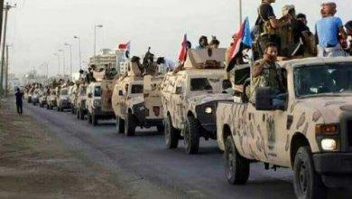Photo of أبين : الإنتقالي يدفع بتعزيزات عسكرية ضخمة نحو مدينة زنجبار وضواحيها