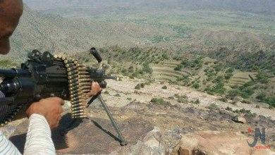 Photo of بالإسم ..مصرع قائد حوثي بارز في جبهة قعطبة بالضالع