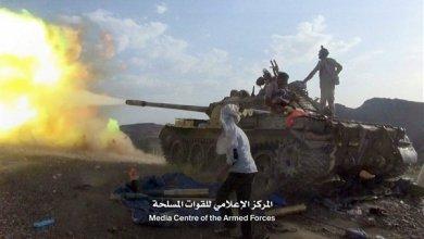 Photo of الضالع :مصرع 5 حوثيين بينهم قيادي ومدفعية الجيش تقصف تعزيزات المليشيات في مريس