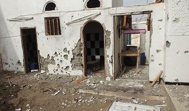 Photo of مليشيات الحوثي تقصف منازل المواطنين في الحديدة