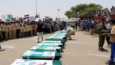 Photo of بالأسماء : مليشيات الحوثي تشيع 58 من قتلاها خلال الـ48 الساعة الماضية