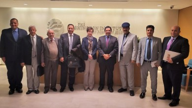 Photo of وفد البرلمان يطالب بالضغط على إيران لوقف دعم المليشيات الحوثية