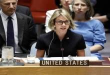 Photo of المندوبة الأمريكية لدى مجلس الأمن تتهم إيران بمواصلة تقويض الحل السياسي في اليمن
