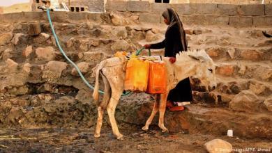 Photo of اغسل يديك؟.. لكن ملايين اليمنيين بدون مياه للوقاية من كورونا