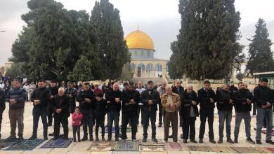 Photo of بسبب كورونا …إغلاق المسجد الأقصى ومسجد قبة الصخرة حتى إشعار آخر