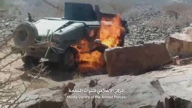 Photo of شاهد الفيديو : أبطال الجيش ينفذون عملية نوعية خلف خطوط العدو في جبهة نهم