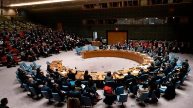 Photo of مجلس الأمن الدولي يقول كلمته بشأن إعلان المجلس الانتقالي،