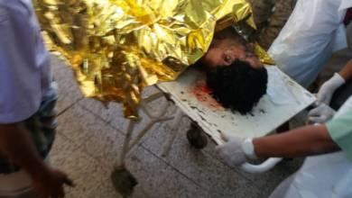 Photo of مليشيات الحوثي تشن قصفا صاروخيا على معسكر في أبين