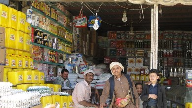 Photo of الأمم المتحدة تؤكد ارتفاع أسعار السلع الغذائية في اليمن بنسبة 35%