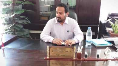 """Photo of مدير مكتب الصحة بمأرب يكشف عن عوائق استيراد جهاز """" pcr  """" إلى المحافظة"""