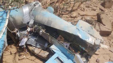 Photo of الجيش الوطني يسقط طائرة حوثية مسيرة في جبهة نهم