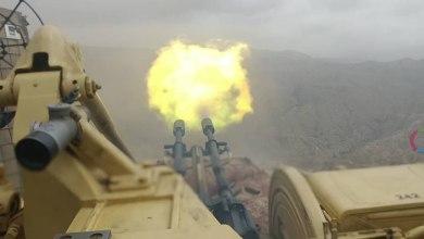 Photo of الجيش الوطني يحرر مواقع جديدة في جبهة المخدرة بمأرب