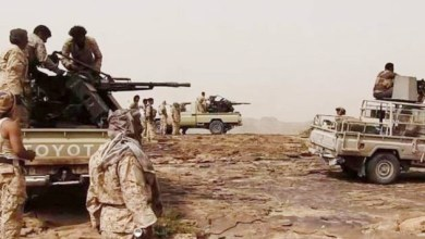 Photo of عاجل : الجيش الوطني يحرر مواقع عسكرية جديدة شمال معسكر الخنجر بالجوف