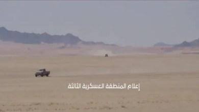 Photo of بالفيديو : الجيش الوطني يحرر جبال النضود ويتقدم 40 كيلو بين مأرب والجوف