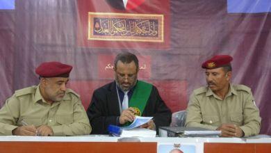 Photo of مأرب : المحكمة العسكرية تعقد جلستها الـ4 لمحاكمة قادة الإنقلاب