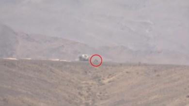 Photo of شاهد الفيديو : لحظة استهداف مدفعية الجيش لتعزيزات المليشيات في جبهة نهم