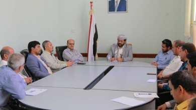 Photo of المحافظ العرادة يشكل لجنة تحقيق في ملابسات عملية جريح في هيئة مستشفى مأرب