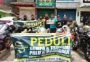 GSX Community Nusantara Bantu Korban Gempa dan Tsunami Palu, Sigi dan Donggala