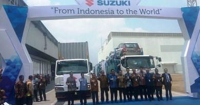 Membanggakan, Suzuki NEX II Karya Anak Bangsa Sudah Ekspor ke Mancanegara