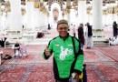 Ayah Ali HOC Tunaikan Nazar Berumroh Dari Hasil Gojek Selama 3 Tahun