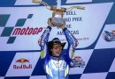 Bersama Suzuki GSX-RR, Alex Rins Raih Podium 1 MotoGP Circuit Of The Americas