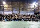 Semangat Dunsanakhood Sukseskan HBH VI FK BUMI di Padang