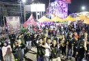 Serunya 'Gathering Of All Bikers' Akhiri Gelaran Munas ke-6 Pulsarian Indonesia
