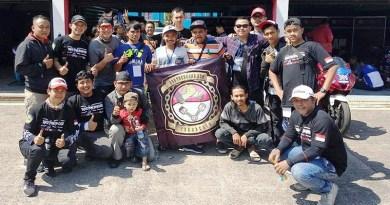 BH250I Bentuk Team BARET Fasilitasi Anggotanya Salurkan Hobi Balap