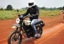 Jurnalis Jajal Kemampuan Multi Purpose Kawasaki W175TR