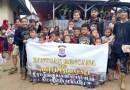 KOSTER Indonesia Gelar Baksos untuk Korban Bencana Alam di Bogor