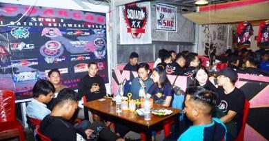 Bentuk Kebersamaan, Komunitas Suzuki Satria Sulawesi Utara Bersatu Adakan Kopdargab
