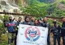 YLAC Gelar Touring dan Silahturahmi Eksplor Wisata Alam Curug Batu Templek