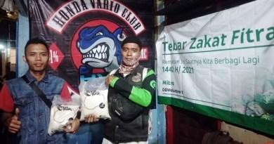 HVC Jakarta Bantu Distribusikan Paket Tebar Zakat Fitrah dari DDV