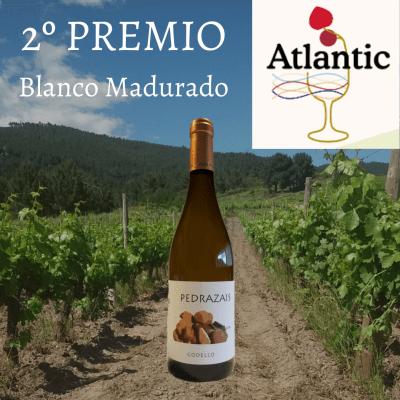 Pedrazáis Godello 2 premio blanco madurado atlantic
