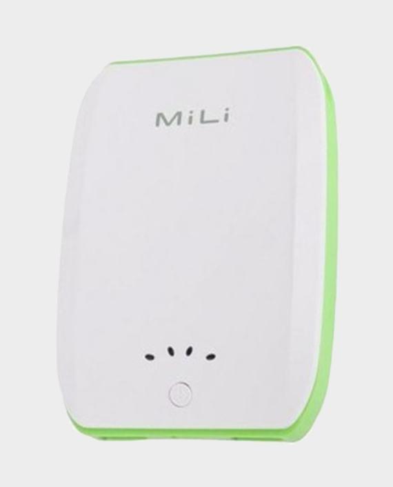 Mili HB-B10 White-Green