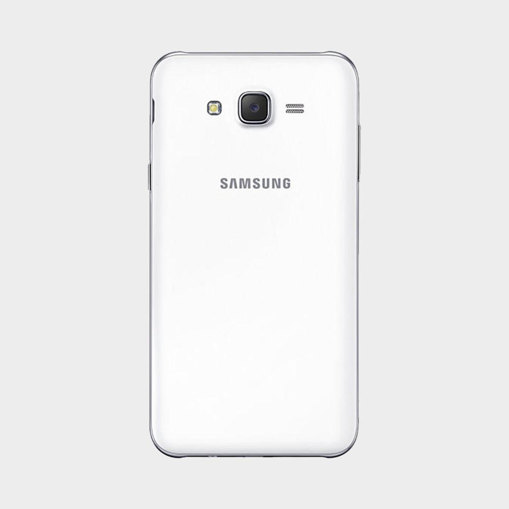 Samsung Galaxy J700 Back View