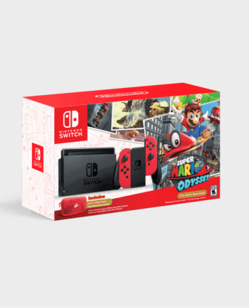 Super Mario Odyssey Edition for Nintendo Switch Price in Qatar