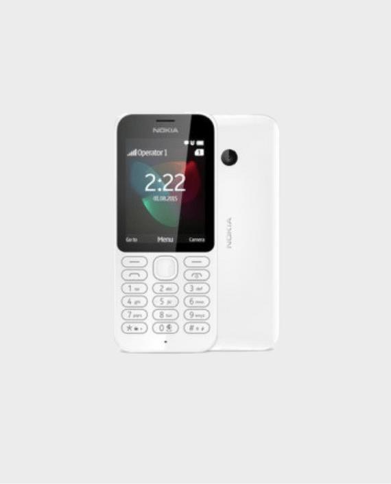 Microsoft Nokia 222 Price in Qatar and Doha