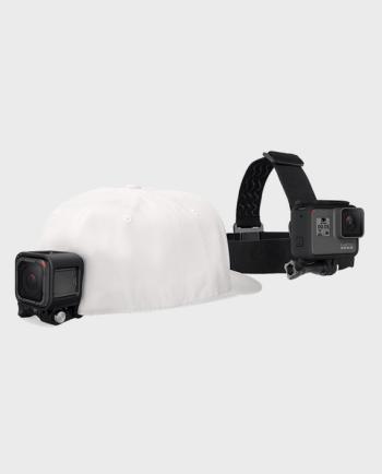 GoPro Head Strap + QuickClip in Qatar and Doha