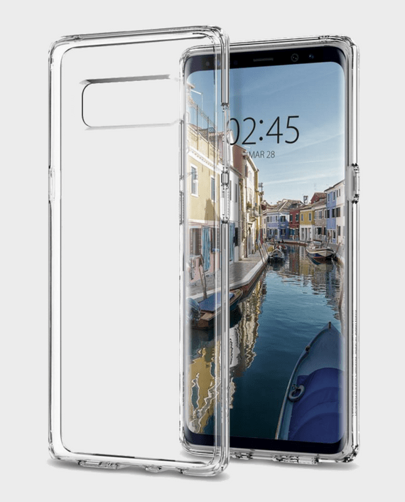 Samsung Transparent Case in Qatar